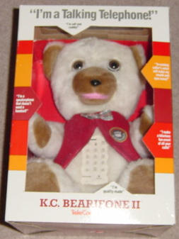 KC Bearifone II (cheaper model)